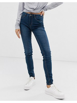 Pieces skinny jeans-blue