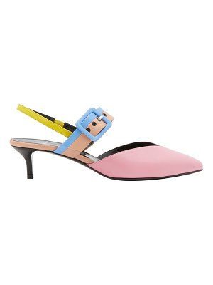 Pierre Hardy Alpha heeled slingbacks