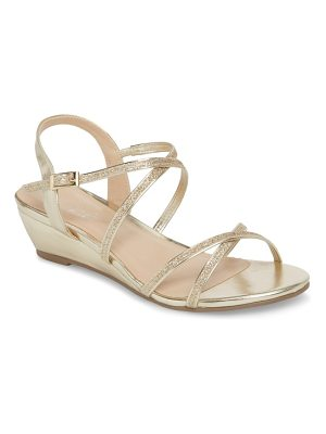 pink paradox London kadie wedge sandal