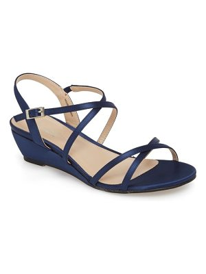 PARADOX LONDON PINK kadie wedge sandal