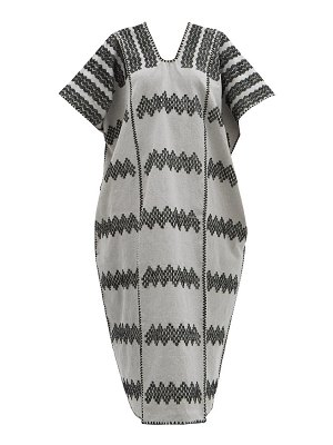 PIPPA HOLT no.212 embroidered cotton kaftan
