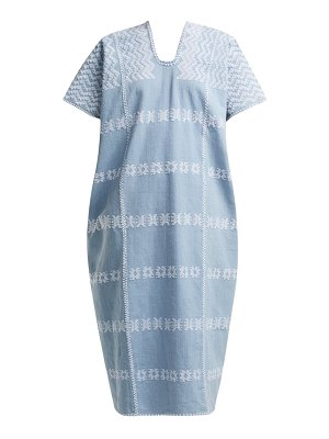 PIPPA HOLT No.52 Embroidered Cotton Kaftan