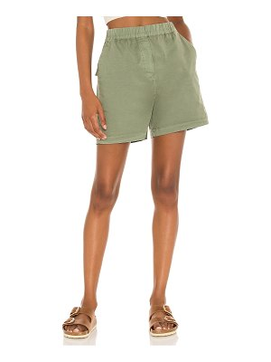 Pistola beverly drop crotch pull on short
