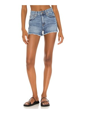 Pistola winston relaxed high rise cuffed short