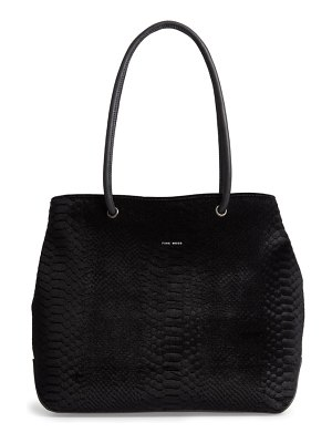 Pixie Mood glen faux leather tote