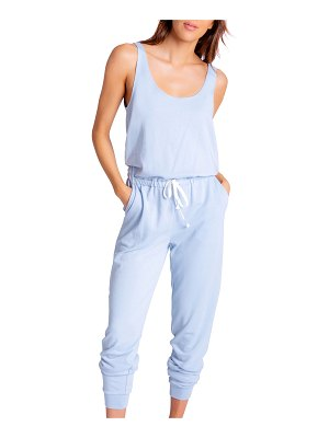 PJ Salvage Everyday Lounge Tank Jumpsuit