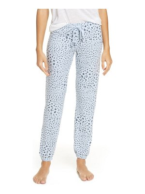 PJ Salvage peach party lounge pants