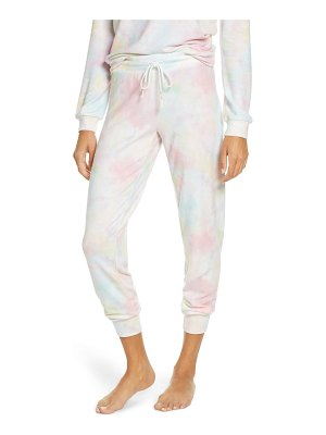 PJ Salvage tie dye lounge jogger pants