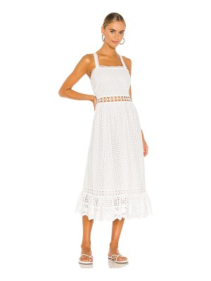 Place Nationale le gayan backless dress