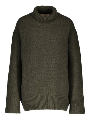 Plan C Wool and cashmere jumper
