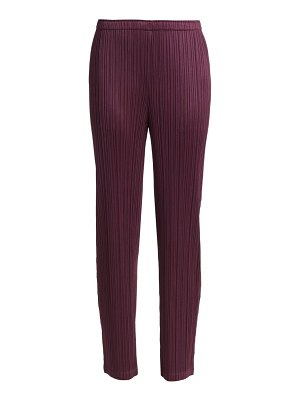 Pleats Please Issey Miyake monthly colors september pants