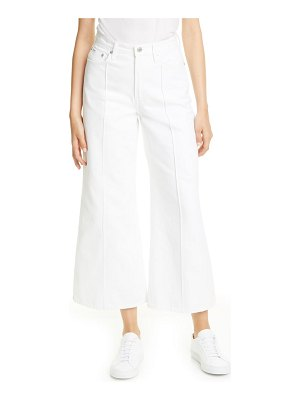 Polo Ralph Lauren bb wide leg crop jeans