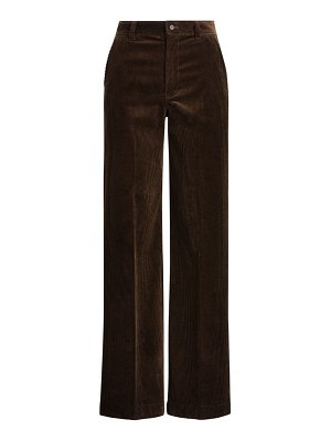 Polo Ralph Lauren corduroy straight leg trousers