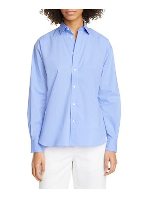 Polo Ralph Lauren cotton poplin button-up shirt