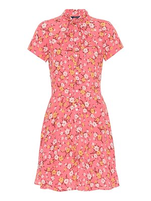 Polo Ralph Lauren floral minidress