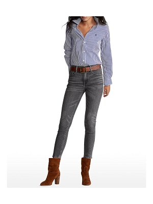 Polo Ralph Lauren Lacie High-Rise Skinny Ankle Jeans