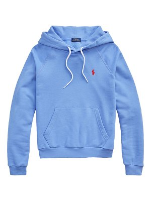 Polo Ralph Lauren logo-embroidered hoodie