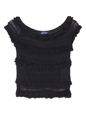 Polo Ralph Lauren Ruffled top