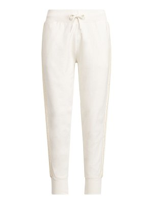 Polo Ralph Lauren textured side tape joggers
