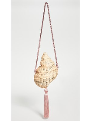 Poolside Bags the madison conch shell bag