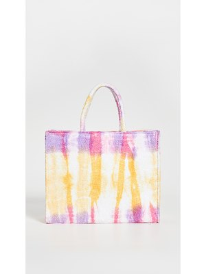 Poolside Bags the sunbaker tote