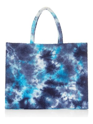 Poolside large the sunbaker terry tote