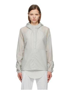 Post Archive Faction (PAF) grey 4.0 technical jacket