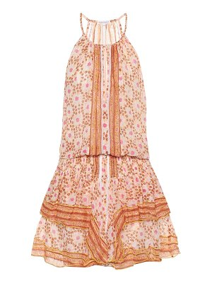 Poupette St Barth exclusive to mytheresa – honey printed cotton dress