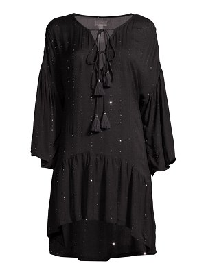 PQ angelica sequined tunic