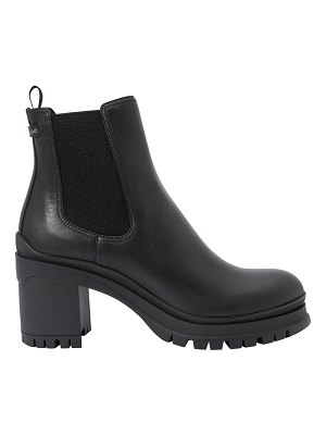 Prada Chelsea heeled ankle boots