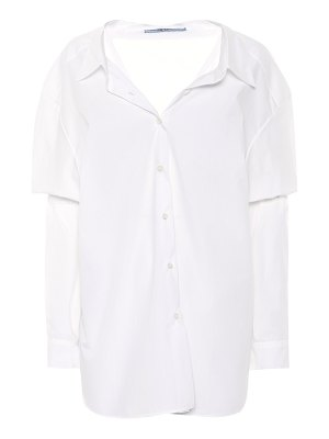 Prada cotton button-down shirt