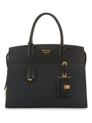 Prada Esplanade Medium City Satchel Bag