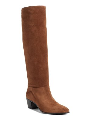 Prada knee high boot