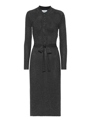 Prada Long-sleeved dress