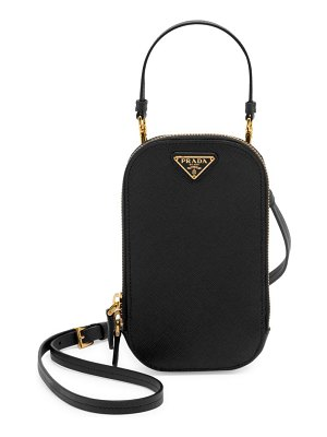 Prada mini top handle bag
