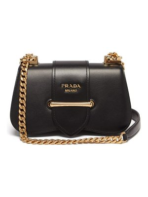 Prada sidonie leather cross body bag