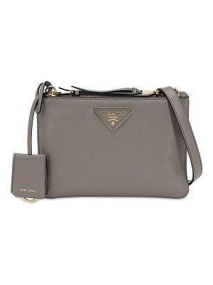 Prada Smooth leather shoulder bag