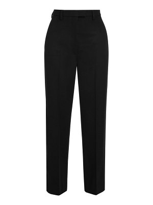 Prada straight-leg wool trousers