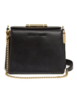 Prada sybille leather cross body bag