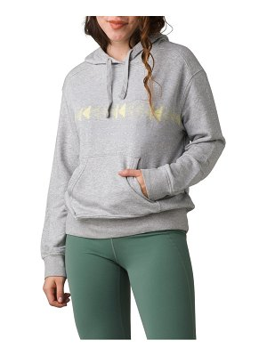 PRANA french terry graphic hoodie