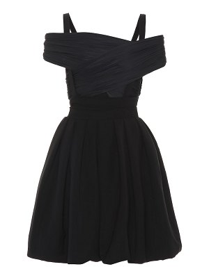 Preen by Thornton Bregazzi cilla stretch-satin dress