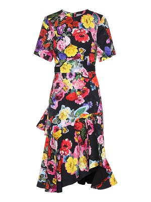Preen by Thornton Bregazzi Elizabeth floral-printed dress