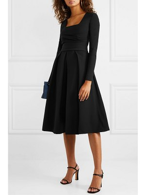 Preen by Thornton Bregazzi gina pleated cady dress
