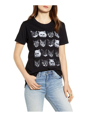 Prince Peter cats graphic tee