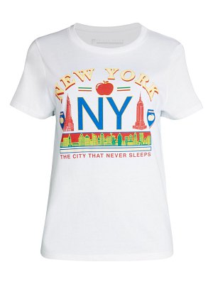 Prince Peter Collections NYC Cotton Graphic T-Shirt