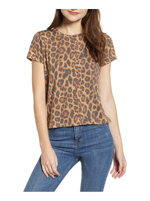 Prince Peter leopard tee