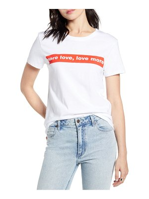 Prince Peter more love graphic tee