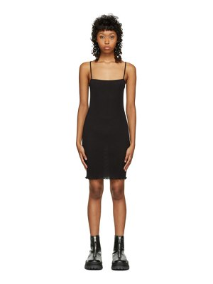 PRISCAvera ssense exclusive  cami mini dress