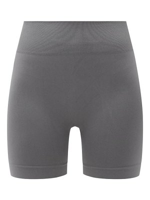 PRISM² composed high-rise stretch-jersey cycling shorts