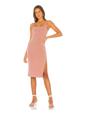 Privacy Please baldwin midi dress
